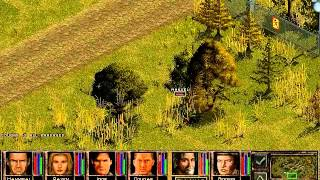 Jagged Alliance 2: Unfinished Business (PC) Longplay - Part 9.1 (Power Plant)