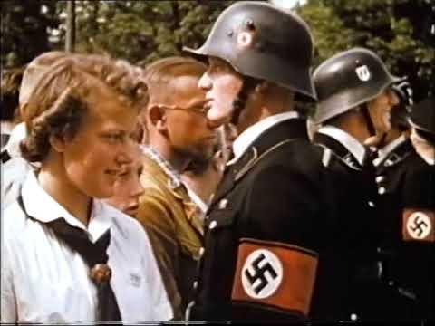 2. Weltkrieg: Die Farbe des Krieges 1 Doku
