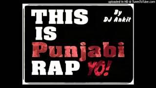 DJ Ankit - Punjabi Rap Instrumental (Stompboxx Music)