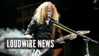 Dave Mustaine: I Got Over Metallica Using My Songs
