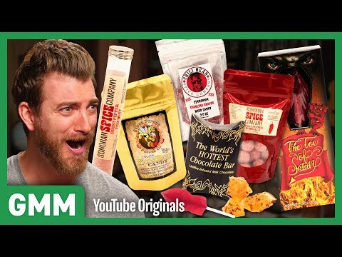 Esther Povitsky, Spicy Candy Showdown & More! GMM #1255
