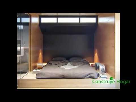 Dise o de peque o apartamento de un dormitorio youtube - Disenos de apartamentos pequenos ...