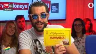 """yutubers """"Alfajores Havanna, come los que te de la gana"""""""