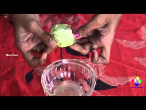 Natural homemade face bleach | அழகுக்குறிப்பு | Beauty Tips in Tamil