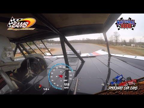 Winner - #92 Joseph Brown - NLMSCS - National 100 - 1-27-19 East Alabama Motor Speedway