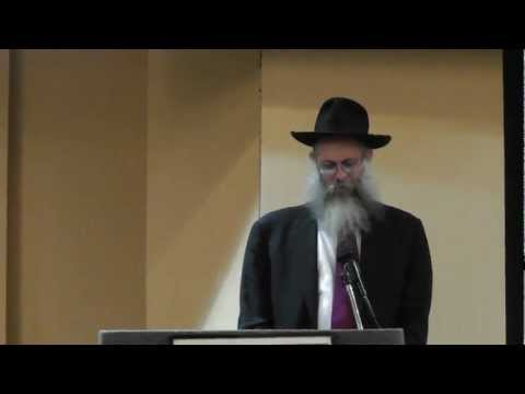 Cheder Chabad of Monsey 13th Anniversary Banquet 5772/2012