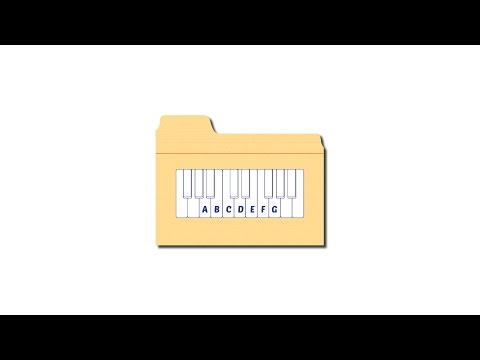 An Introduction to the Music Alphabet for Young Piano Students