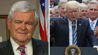 Gingrich  Health care bill an extraordinary achievement