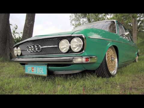 Audi 100 on Worthersee 2k14