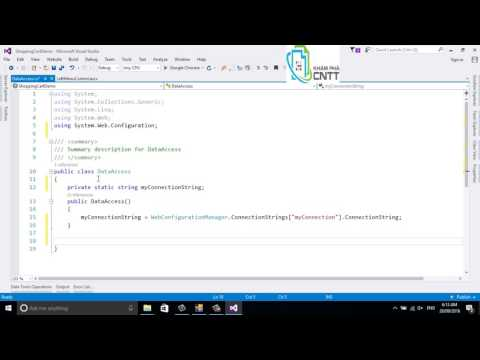 Asp.net C# Simple Website with Session Shopping Cart