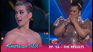 Ada Vox: Katy Perry BREAKS The Rules Sends Drag Queen Star Right To The Top 10! | American Idol 2018
