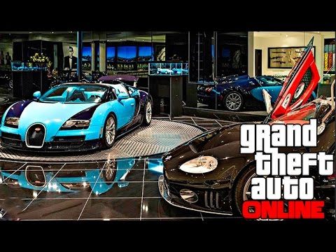 Mi super garaje de 60 coches garaje de lujo dlc for Garaje de coches