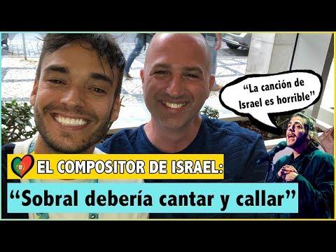 Doron Medalie responde a Salvador Sobral