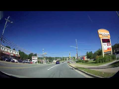 Drive Around Bedford, Sackville, Fall River, Windsor Junction - DOS LS470W+