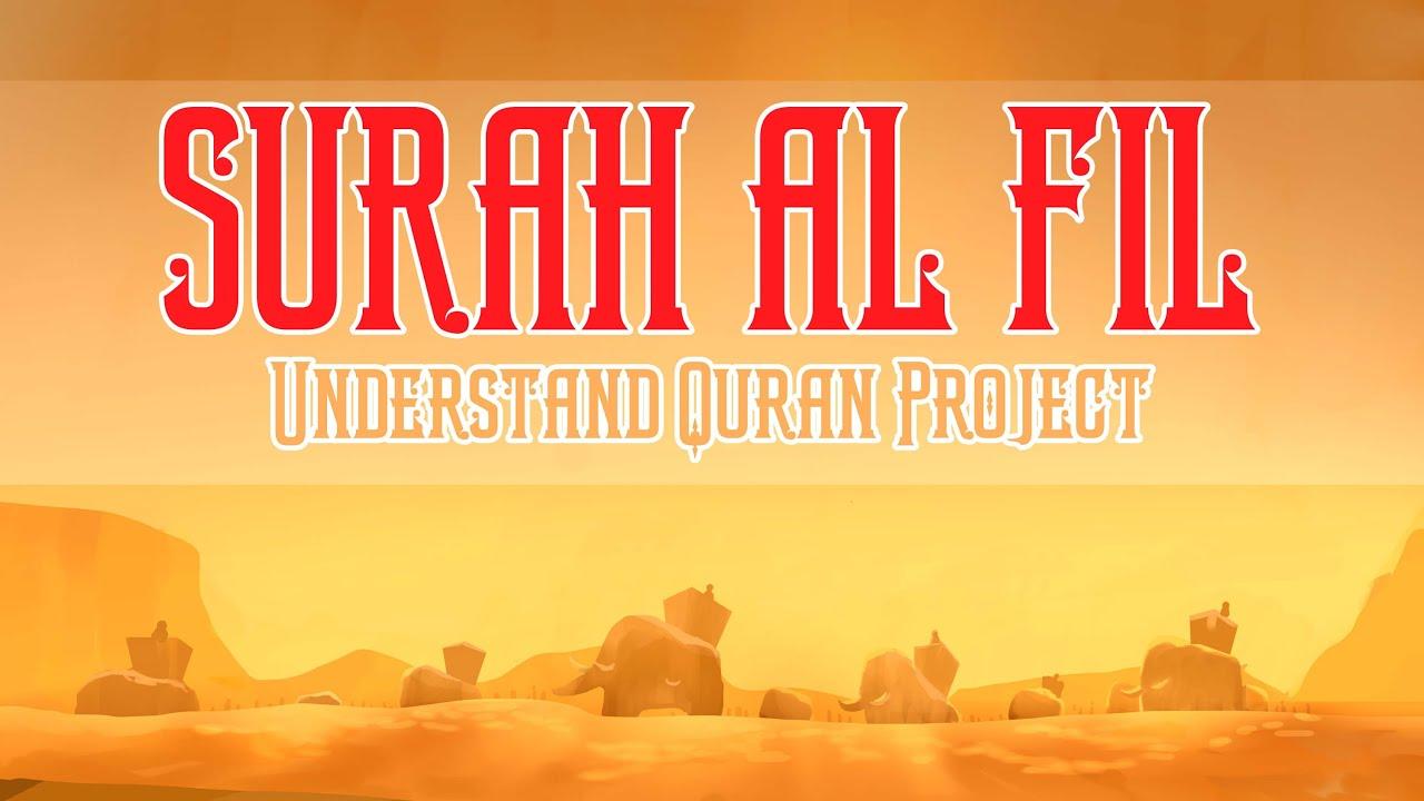 105. Surah Al Fil | Understand Quran Project