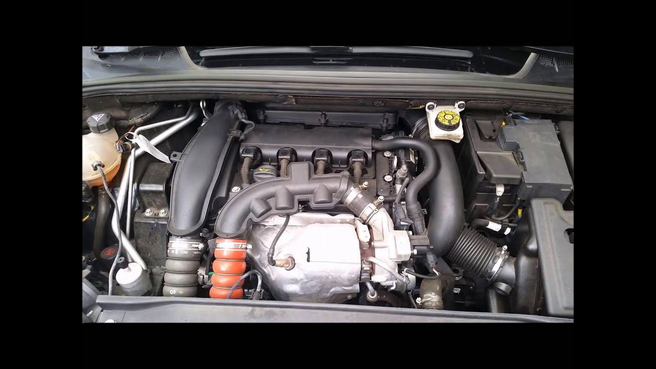155 thp 1.6 l motor problem peugeot 308 cc - youtube