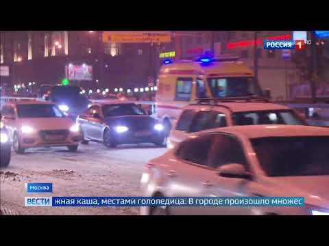 Снежные заносы и множество аварий: Москву сковали предновогодние пробки