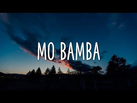Sheck Wes - Mo Bamba (Clean - Lyrics)