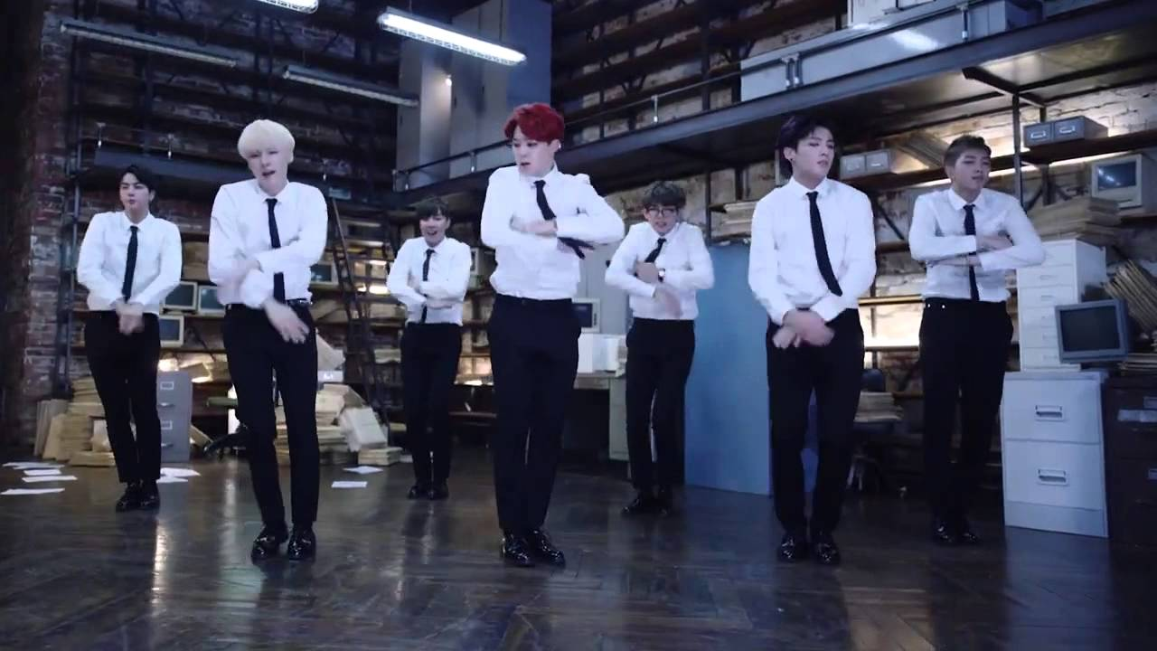 Bts dope it s going down for real dance choreo youtube