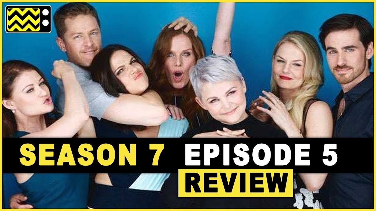 Download Once Upon A Time Season 7 Episode 5 Review & AfterShow   AfterBuzz TV