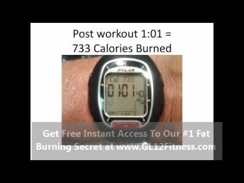 Très Unique Interval Workouts: Burn 1000 Calories in 12 Minutes - YouTube EL52