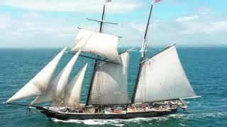 Kids Cruises aboard the Black Dog Tall Ships Schooner SHENANDOAH