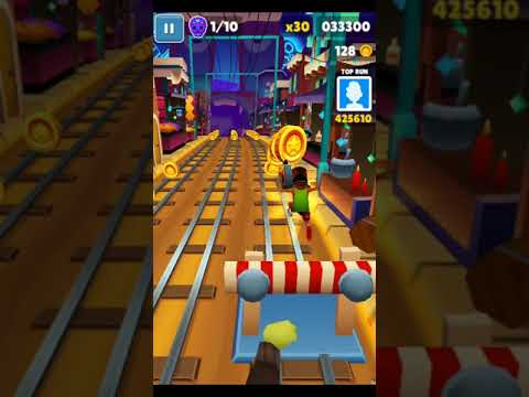 Daily Challenge MEXICO - Subway Surfers