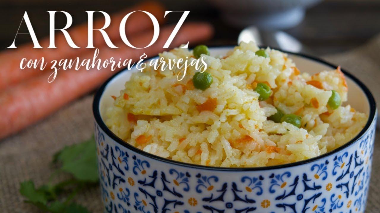 Arroz Con Zanahoria Arvejas Como Cocinar Arroz Sys Youtube Lleva a casa fácil y rápido arveja con zanahoria lata. arroz con zanahoria arvejas como cocinar arroz sys