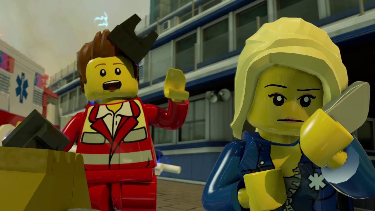 Lego Polizei Spiele Kostenlos