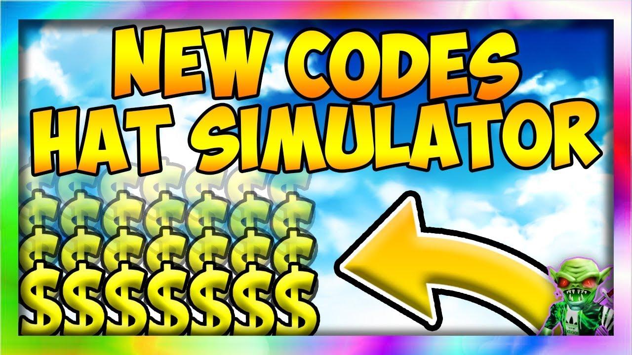1 New Code Update Hat Simulator Roblox Youtube