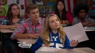 Girl Meets World- Maya gets an F (You failed me. You think I