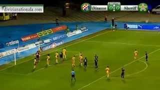 Dinamo Zagreb 1-0 Sheriff Tiraspol (Divizianationala.com)(, 2013-07-30T22:33:16.000Z)
