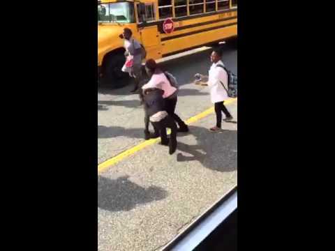 North penn high school fight