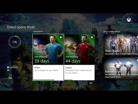 Kinect Sport Rivals [PEGI 12] - Summer of Sport