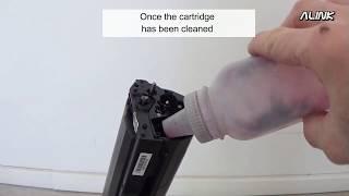 What happen if you put Color toner in Black laser printer cartridge