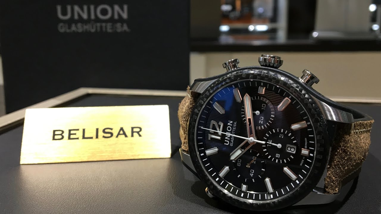 union glash tte belisar sport chrono review