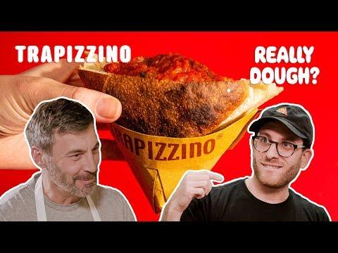 Trapizzino: Sandwich Or Pizza? || Really Dough?