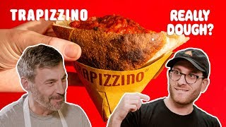 Trapizzino: Sandwich or Pizza? || Really Dough?