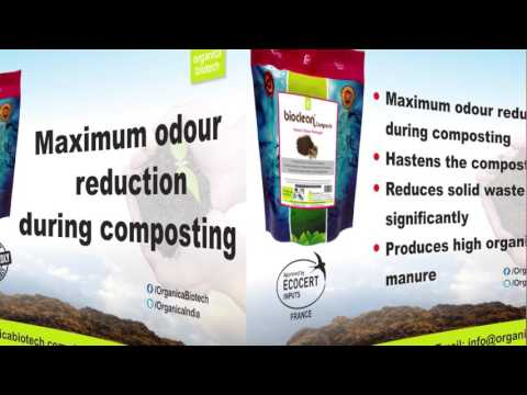 Why dispose when you can compost!
