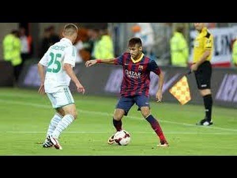 Rom7ooo Archive: Neymar ● Barcelona ● Dancing Feet ● Skills |HD|