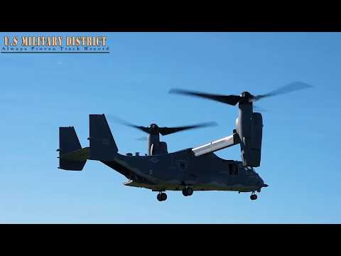 The Newest CV-22: