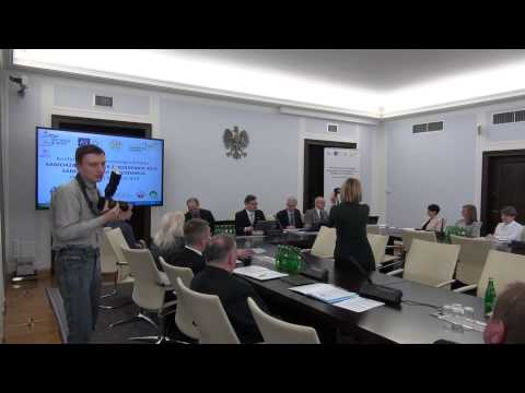 """Konferencja podsumowująca konkurs """"SLZ 2014 - Samorząd jako pracodawca""""  - cz. 1 (Wprowadzenie)"""