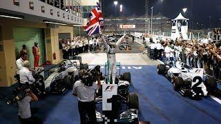 Lewis Hamilton Best F1 Celebrations