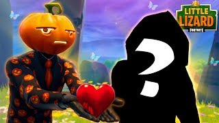 JACK GOURDON FALLS IN LOVE!? - Fortnite Short Films