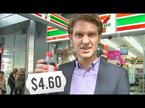 THE PRICE OF CONVENIENCE | The Checkout