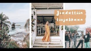Kuvasin videon Puerto Viejosta - Costa Ricasta ja San Juan del Suri...