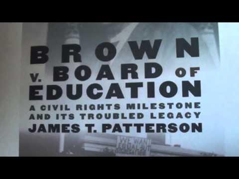 Brown vs. Board of Education Rap