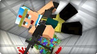 😱Попался в ловушку [ЧАСТЬ 21] Зомби апокалипсис в майнкрафт! - (Minecraft - Сериал)