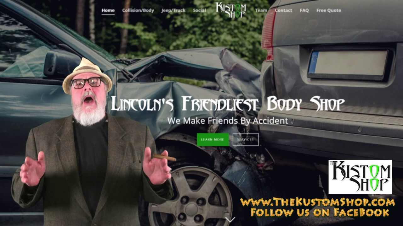 Baxter Dodge Lincoln Ne >> Auto Body Shop Lincoln Ne