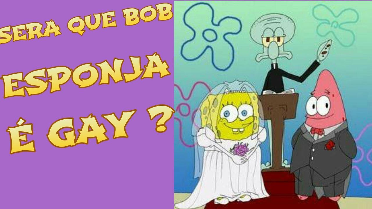 Bob Esponja E Gay Youtube
